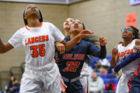 Gallery: Girls Basketball Wilson @ Lakes